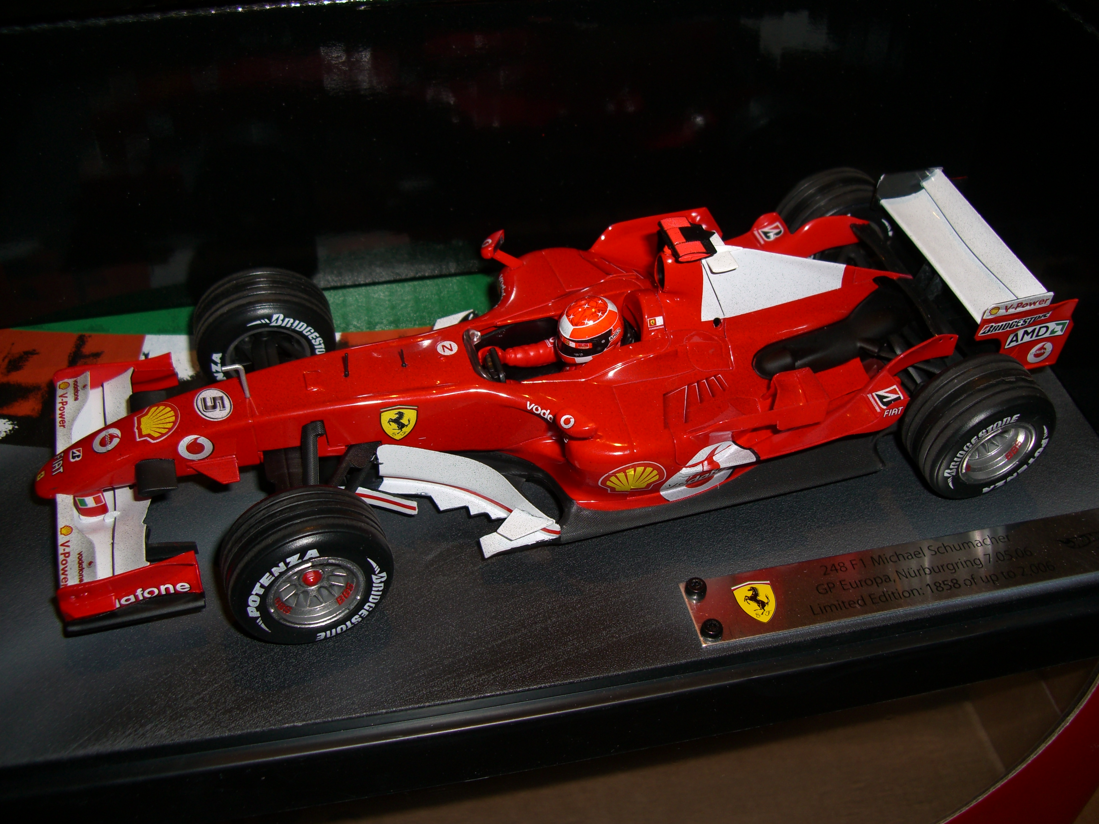 Ferrari  F 248